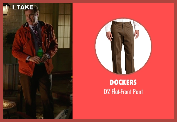 Dockers brown pant from Daddy's Home seen with Will Ferrell (Brad)