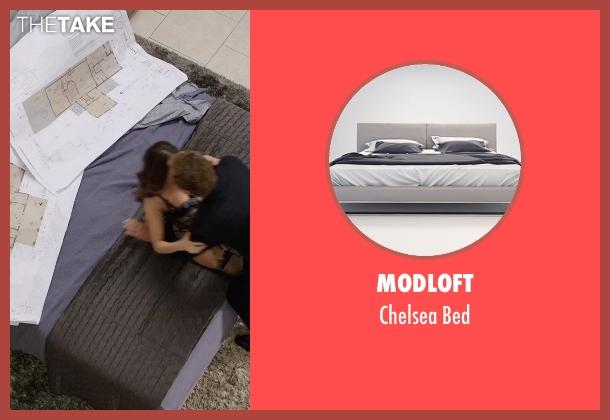 Modloft bed from Get Hard seen with Will Ferrell (James King)