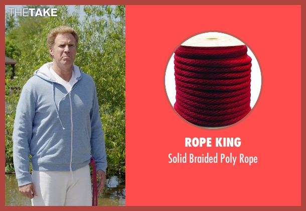 Rope King rope from Get Hard seen with Will Ferrell (James King)
