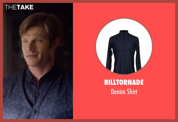Billtornade blue shirt from Nashville seen with Will Lexington (Chris Carmack)