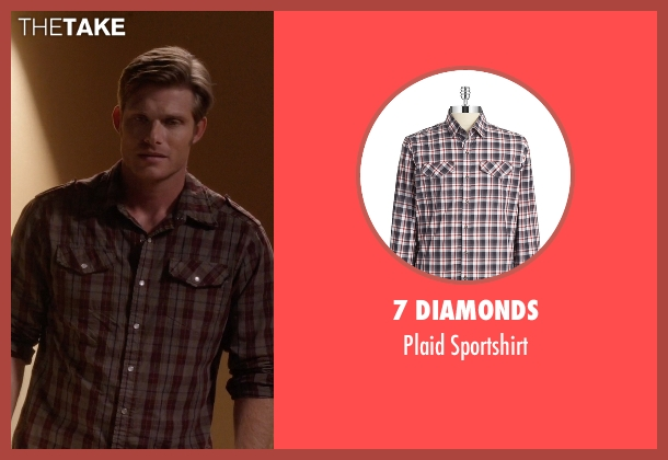 7 Diamonds red sportshirt from Nashville seen with Will Lexington (Chris Carmack)