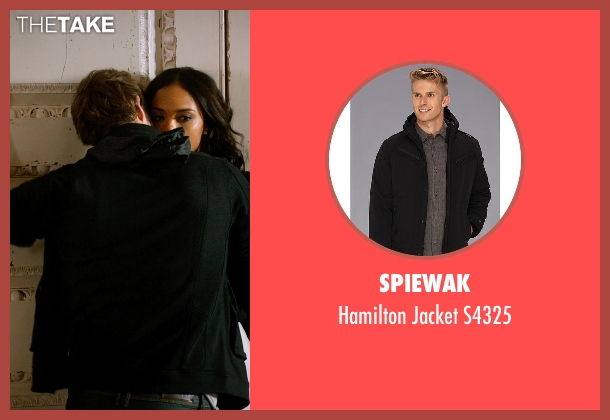 Spiewak black s4325 from Addicted seen with William Levy (Quentin Matthews)