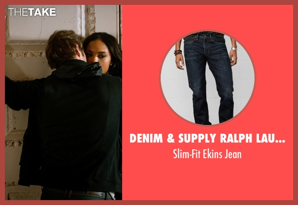 Denim & Supply Ralph Lauren blue jean from Addicted seen with William Levy (Quentin Matthews)