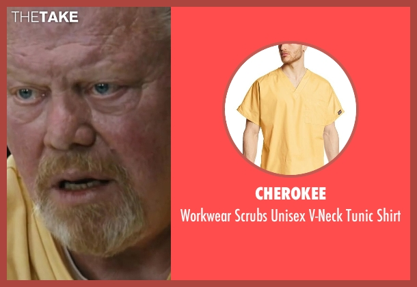 Cherokee shirt from Contraband seen with William Lucking (Bud Farraday)