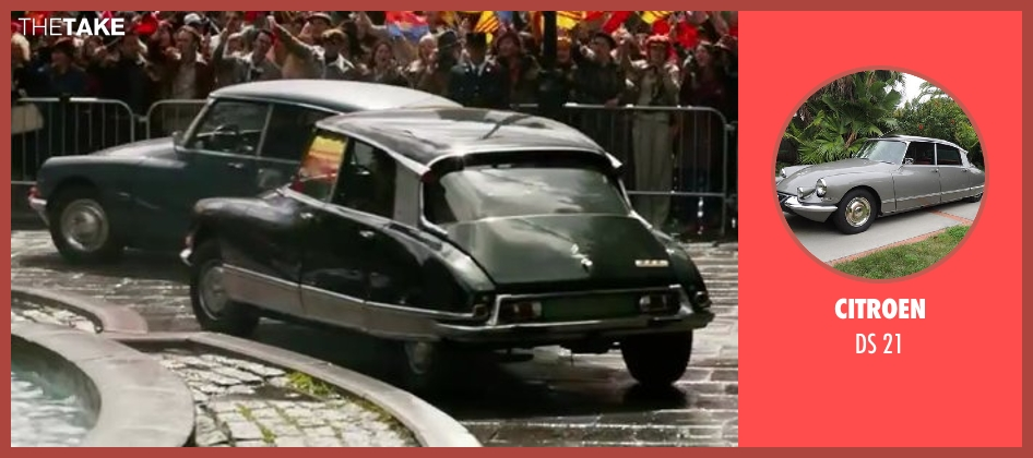 CITROEN 21 from X-Men: Days of Future Past