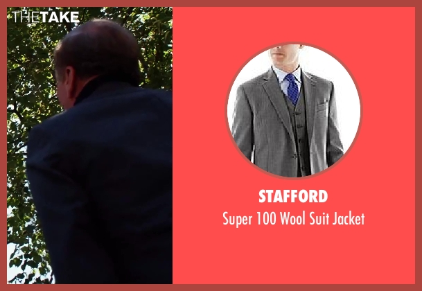 Stafford blue jacket from X-Men: Days of Future Past