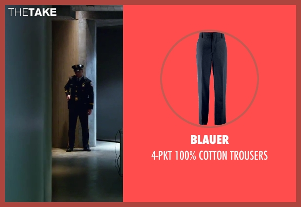 Blauer blue trousers from X-Men: Days of Future Past