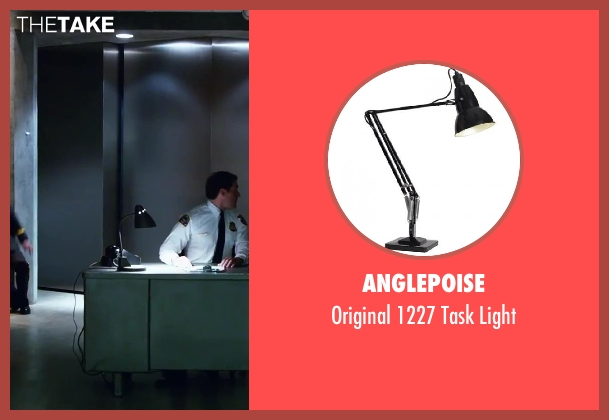 Anglepoise light from X-Men: Days of Future Past