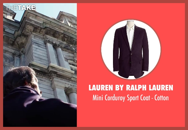 Lauren by Ralph Lauren purple cotton from X-Men: Days of Future Past