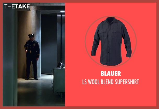 Blauer supershirt from X-Men: Days of Future Past