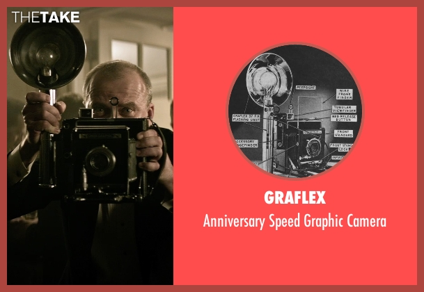 Graflex camera from The Age of Adaline seen with Yaroslav Poverlo (Photographer)