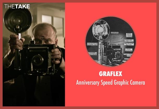 Graflex camera from The Age of Adaline seen with Yaroslav Poverlo (Photographer)