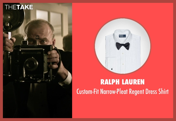 Ralph Lauren white shirt from The Age of Adaline seen with Yaroslav Poverlo (Photographer)
