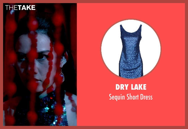 Dry Lake blue dress from Only God Forgives seen with Yayaying Rhatha Phongam (Mai)