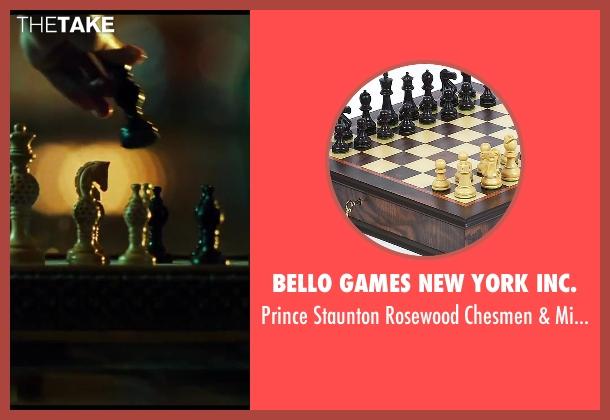 Bello Games New York Inc. board from A Good Day to Die Hard seen with Yuliya Snigir (Irina)