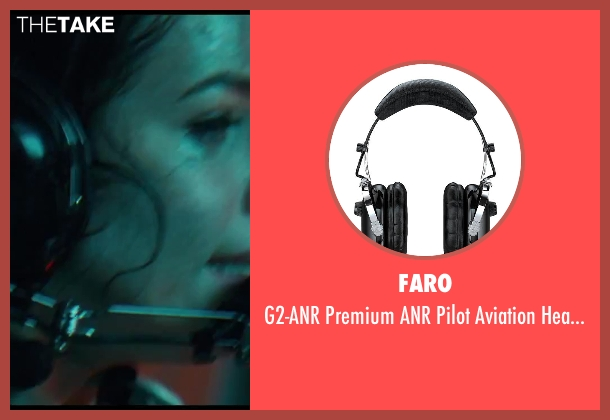 Faro headset from A Good Day to Die Hard seen with Yuliya Snigir (Irina)