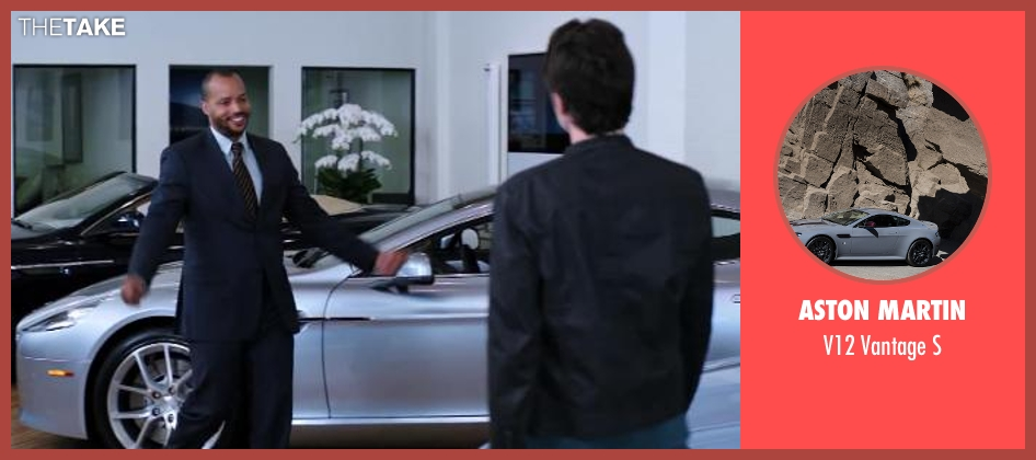 Aston Martin s from Wish I Was Here seen with No Actor (Aidan Bloom)