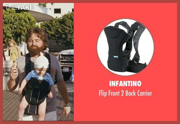 Infantino carrier from The Hangover seen with Zach Galifianakis (Alan)