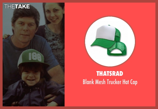 ThatsRad cap from Need for Speed seen with Zach Shirey (Young Tobey Marshall)