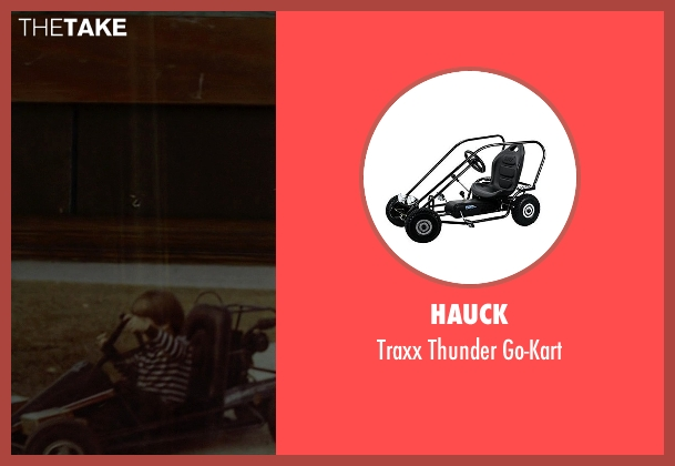 Hauck go-kart from Need for Speed seen with Zach Shirey (Young Tobey Marshall)