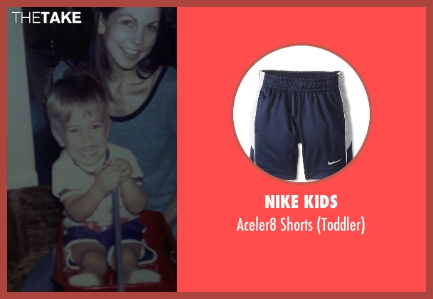 Nike Kids shorts from Need for Speed seen with Zach Shirey (Young Tobey Marshall)