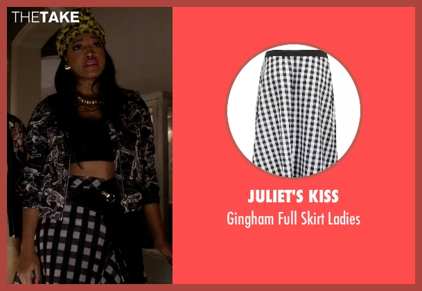 Juliet's Kiss black ladies from Scream Queens seen with Zayday Williams (Keke Palmer)