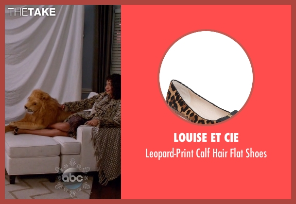 Louise Et Cie shoes from Black-ish seen with Zoey Johnson (Yara Shahidi)
