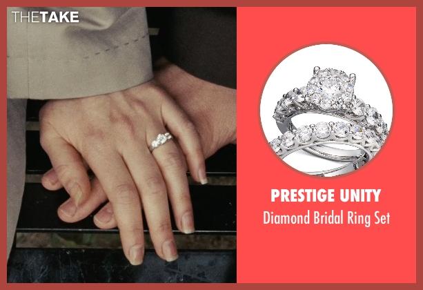 Prestige Unity white set from (500) Days of Summer seen with Zooey Deschanel (Summer)