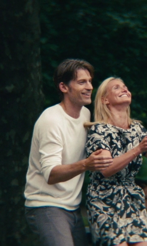 Nikolaj Coster-Waldau with Jean Machine J.M-1 Slim Jeans in The Other Woman
