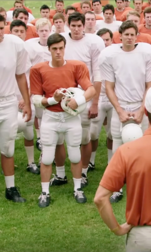 Finn Wittrock with Rawlings Football Pants in My All American