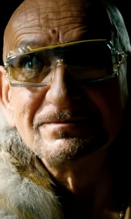 Ben Kingsley with Cazal Legends 858 Sunglasses in Collide