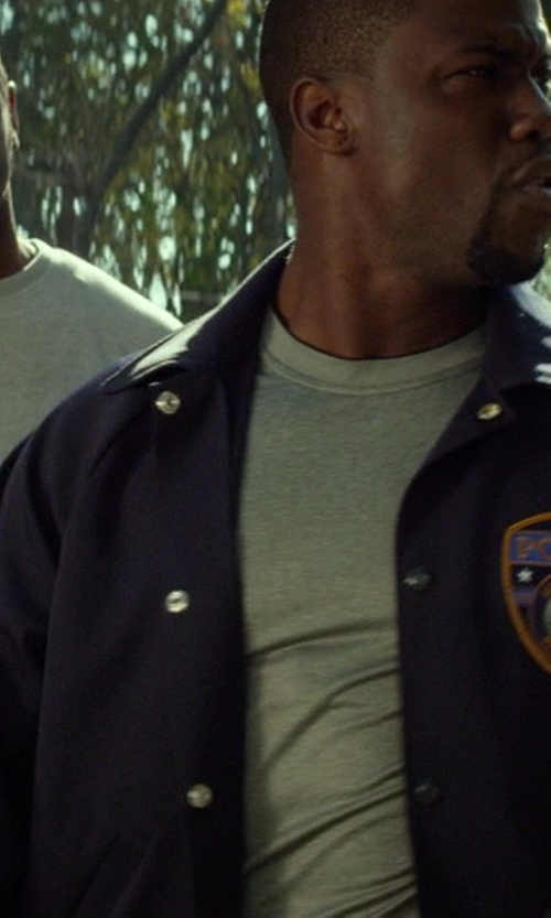 No Actor with 5.11 Tactical Response Jacket in Ride Along