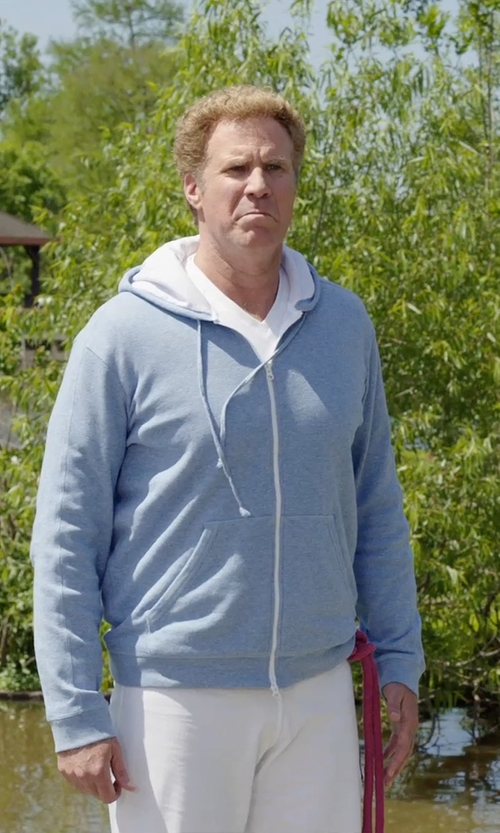 Will Ferrell with Rope King Solid Braided Poly Rope in Get Hard