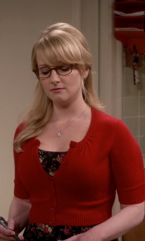Melissa Rauch with Bobbi Brown The Chelsea Reading Glasses in The Big Bang Theory