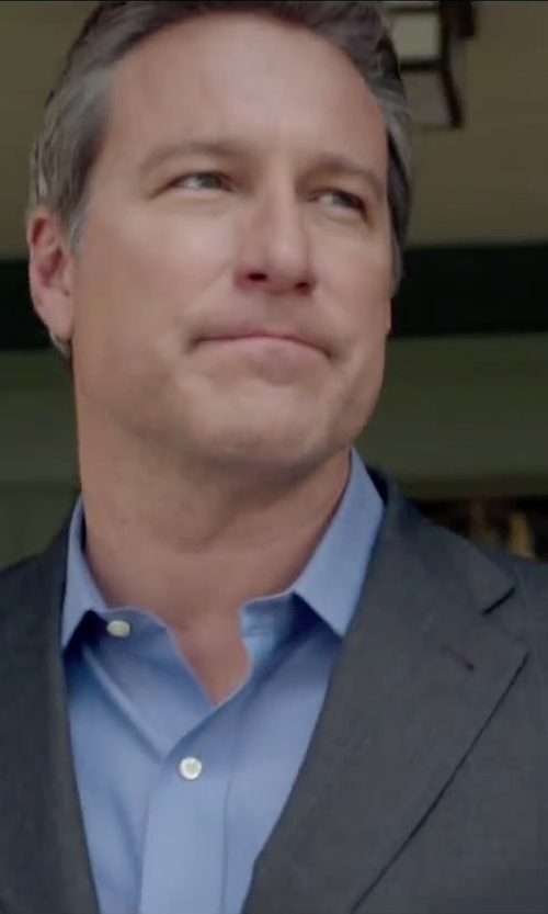 John Corbett with Ike Behar Men's Sport Coat in The Boy Next Door