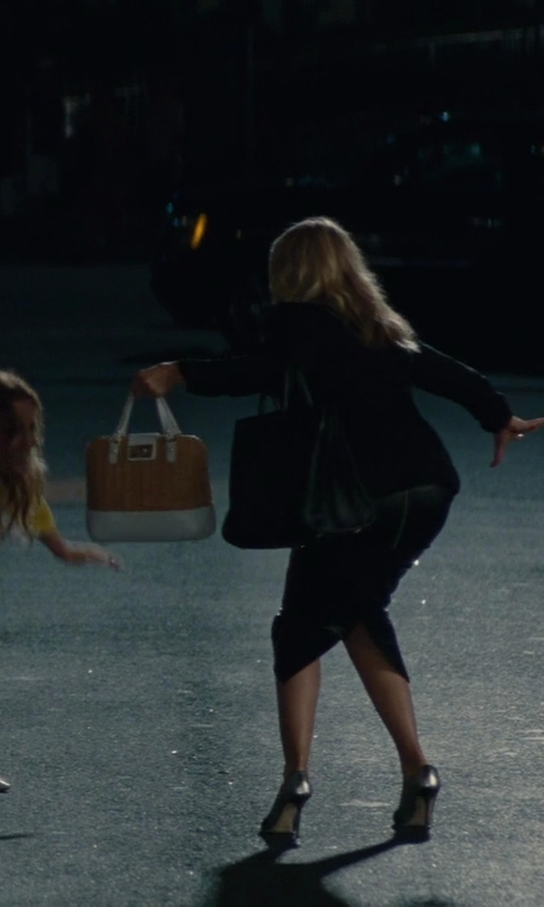 Cameron Diaz with Miu Miu Pump Shoes in The Other Woman