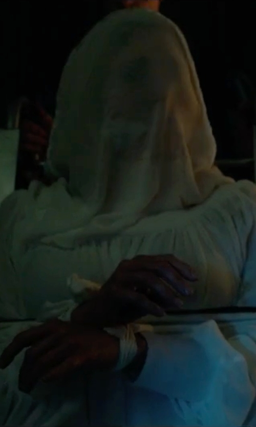 Elizabeth Mitchell with Public School Bedouin Tunic Dress in The Purge: Election Year