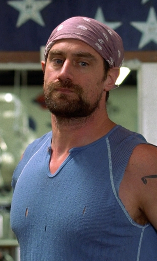 Christopher Meloni with Rothco Paisley Bandana in Wet Hot American Summer