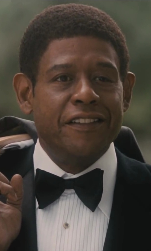 Forest Whitaker with John W. Nordstrom Classic Fit Tuxedo Shirt in Lee Daniels' The Butler