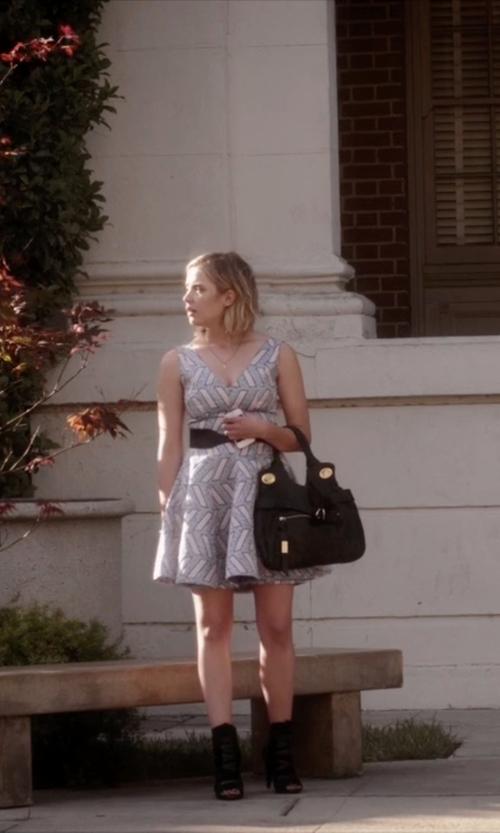 Ashley Benson with Foley + Corinna Jet Set Bag in Pretty Little Liars