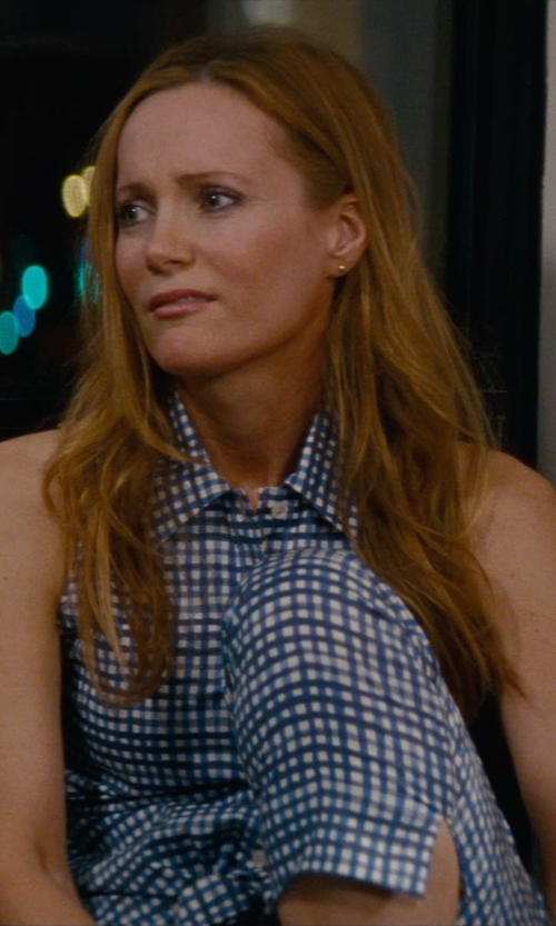 Leslie Mann with Prada Sport Shirts in The Other Woman