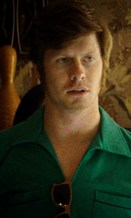 Anders Holm with Tri-Mountain Men's Moisture Wicking Polyester Shirt in Neighbors