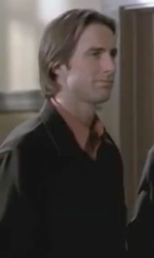 Luke Wilson with Lanvin Classic Two-Piece Suit in Legally Blonde