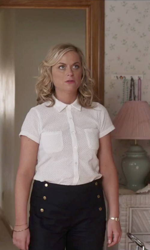 Amy Poehler with Hazrati Rose Gold Diamond-Cut Slip-On Bangle Bracelet in Sisters