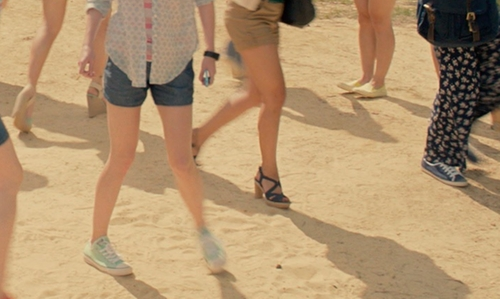 Chrissie Fit with Steve Madden Elllaa in Pitch Perfect 2