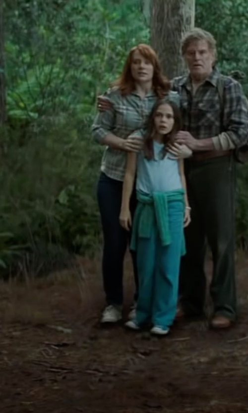 Bryce Dallas Howard with Puma Match Lo Casual Sneakers in Pete's Dragon