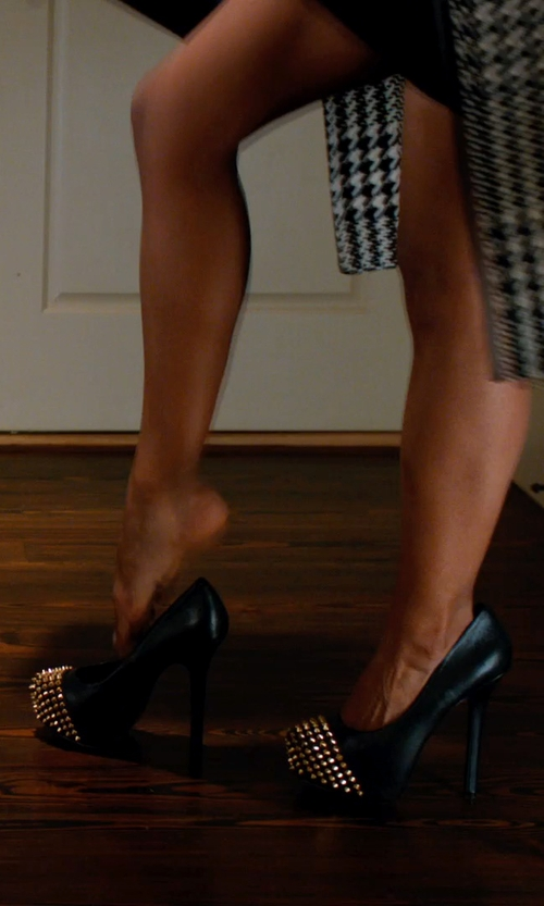 Sharon Leal with Steve Madden Women's Bolddd Pump in Addicted