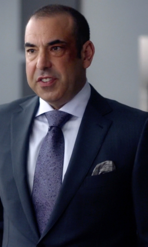 Rick Hoffman with Dolce & Gabbna Formal Two Piece Suit in Suits
