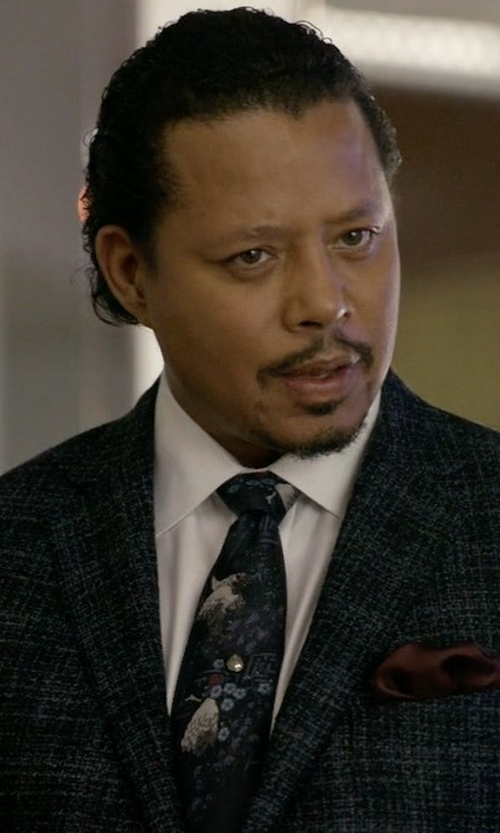 Terrence Howard  with Ted Baker London 'Jay' Trim Fit Check Wool Sport Coat in Empire