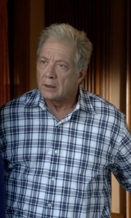 Jeff Perry with Robert Talbott 'Anderson' Classic Fit Plaid Sport Shirt in Scandal